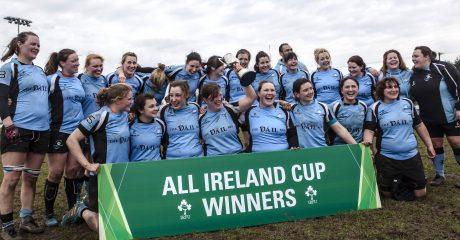 WOMEN'S CLUB OF THE WEEK: GALWEGIANS RFC