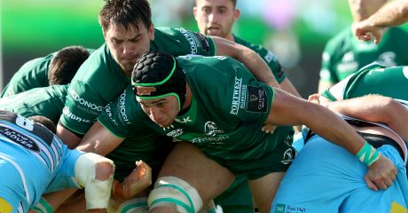 Dillane, Roux, Farrell & Blade return to Connacht side for Ospreys clash