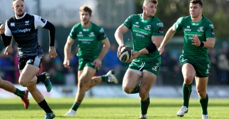 Godwin and Marmion inspire huge Connacht victory over Ospreys