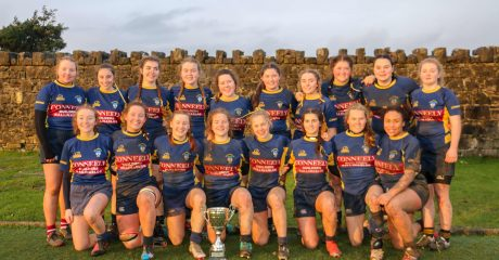 Wins for Ballinasloe and Creggs in historic Girls Cup Finals triple header