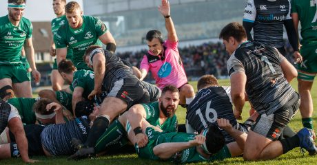 HIGHLIGHTS: Connacht 46-5 Ospreys