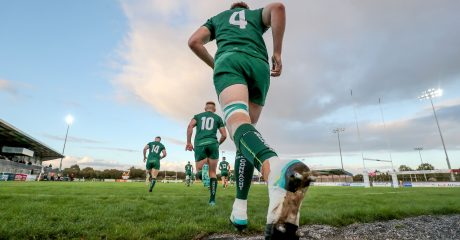 26 man Connacht Eagles squad named for Cara Cup games in USA