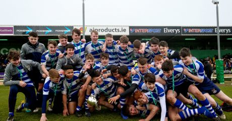 Garbally regain Junior A Schools Cup title with narrow victory over The Jes