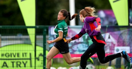 Girls Secondary School Tag Blitzes to take place in early April