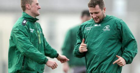GALLERY: Preparations ongoing for crucial Benetton clash at The Sportsground