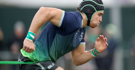 Connacht boosted by return of internationals for clash with Benetton