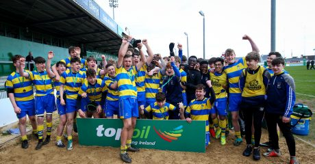 Athlone CC claim deserved Top Oil Junior Emerging Schools Cup