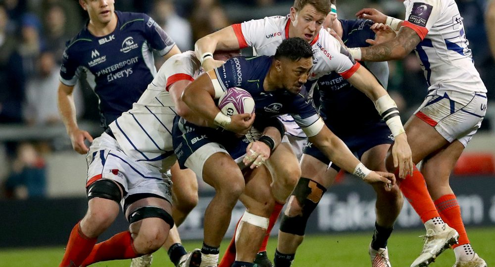 Connacht Rugby | Connacht's Challenge Cup Campaign Ends With Defeat