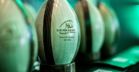 Nominees announced for 2018/19 Connacht Rugby Awards