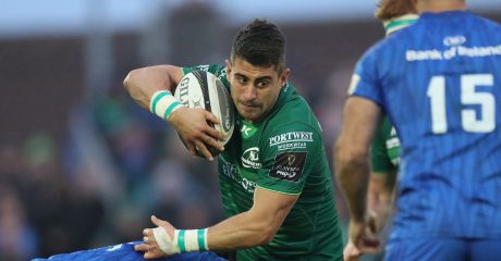 Friend names Connacht side for vital Guinness PRO14 clash away to Zebre