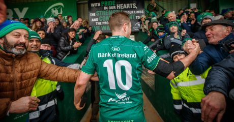 Carty leads Connacht to PRO14 playoffs with win over Cardiff