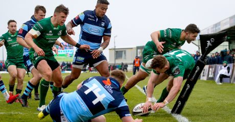 Connacht v Cardiff Blues: Ticket Update