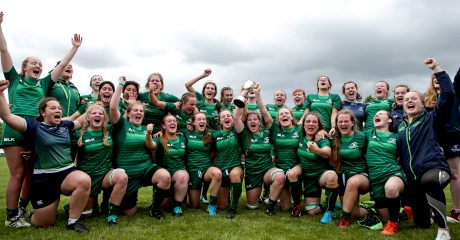 Registration now open for Connacht U18s Girls trials