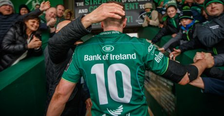 Carty among eight changes to Connacht side to face Ulster in PRO14 Quarter Final
