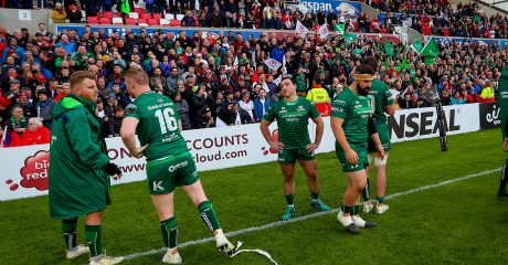 Ulster power to Quarter Final victory and bring curtain down on Connacht Season