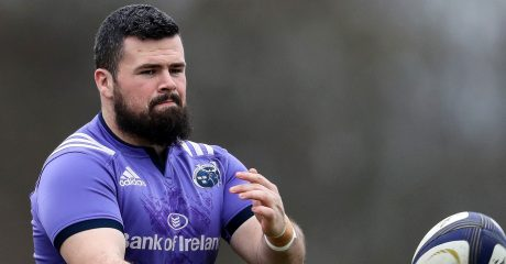 Connacht sign prop Rory Burke as Kerins becomes latest Academy graduate