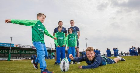 Introducing the 2019 Connacht Rugby Summer Camps with totalhealth Pharmacy