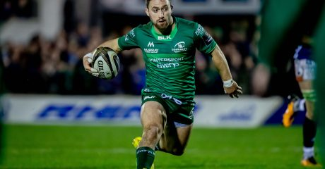 Five Connacht players nominated for Guinness PRO14 Dream Team
