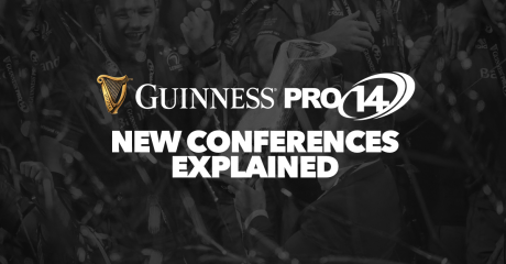 Guinness PRO14 Conferences confirmed for next two seasons