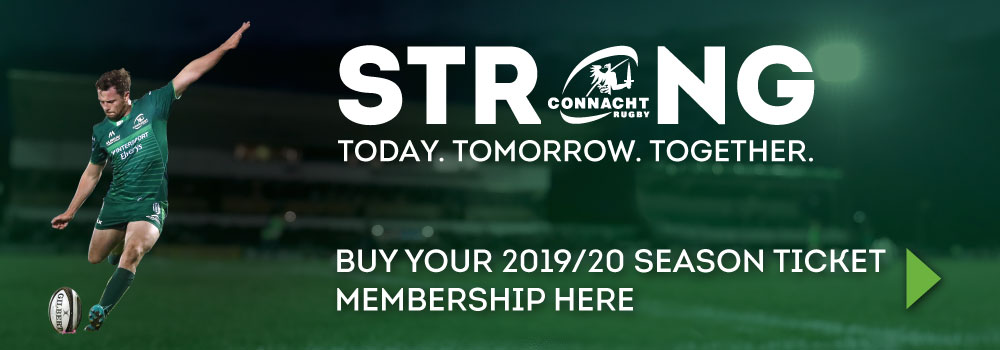 BUY YOUR SEASON TICKET FOR 2019/20