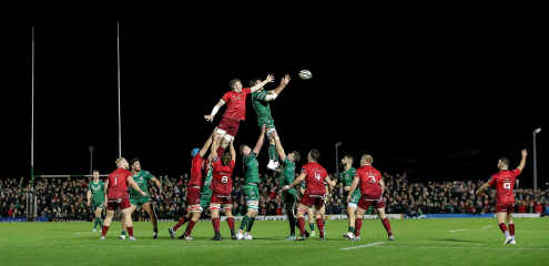 Tickets on general sale for Munster pre-season friendly