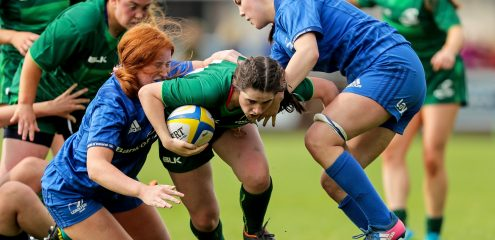 10 clubs represented in Connacht U18 Girls Squad