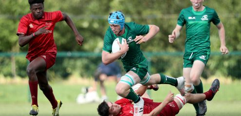 TEAM NEWS: Connacht U19s v Munster