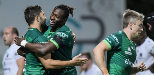Late Fitzgerald try seals pre-season victory in Oyonnax
