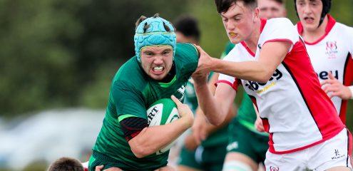 BEST PICS: Connacht U18 36-14 Ulster U18 Clubs