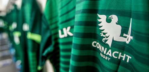 Two changes to Connacht U19 team for visit of Leinster