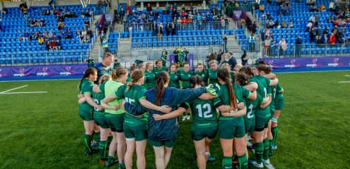 Connacht Women team named for Interprovincial Championship final