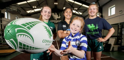 Clubforce to Sponsor Connacht Rugby's Emerging Women's Talent Programme