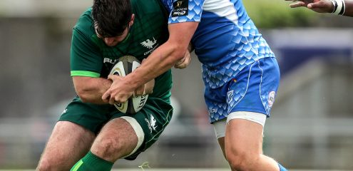 Four changes to Eagles team for trip to Ospreys in Celtic Cup