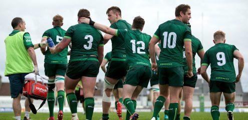 BEST PICS: Connacht Eagles 24-19 Dragons A