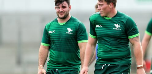 Connacht Eagles team named for penultimate Celtic Cup clash
