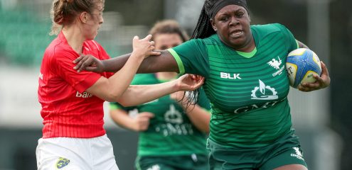 Connacht U18 Girls ring the changes for round robin finale with Ulster