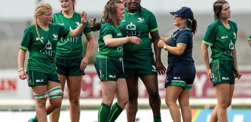 Connacht U18 Girls squad named for Ulster interpro semi-final