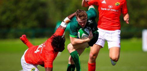 BEST PICS: Connacht U18 10-36 Munster U18 Clubs