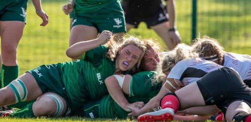 BEST PICS: Ulster Women 19-20 Connacht Women