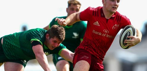 LIVE STREAM | Connacht Eagles vs Munster 'A'