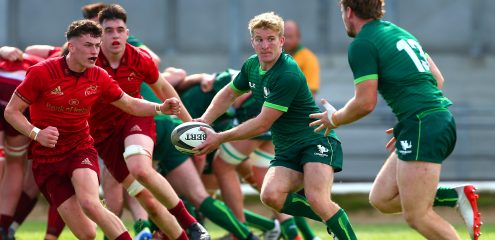 BEST PICS: Connacht Eagles 38-27 Munster A