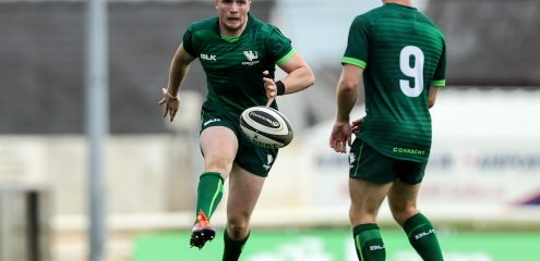 Eagles make it four wins from five with Scarlets victory