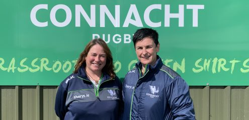 Emer O'Dowd appointed North Connacht Women's Development Officer