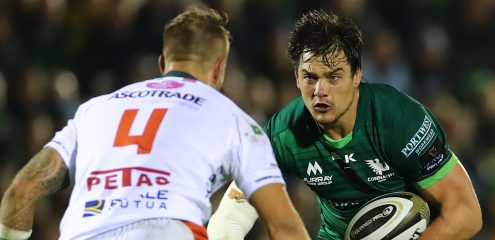 Match Highlights | Connacht 41-5 Benetton