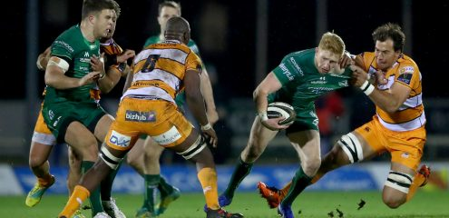 Connacht v Cheetahs: All You Need To Know