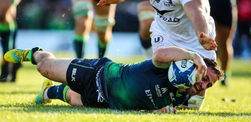 Connacht mark Champions Cup return with win over Montpellier