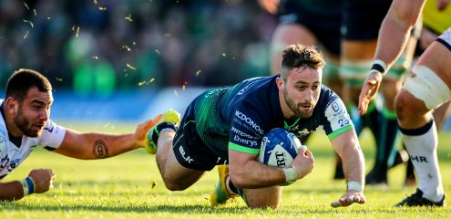 Blade set for 100th appearance in Champions Cup clash with Toulouse