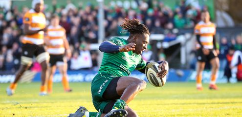 Connacht boosted by return of Aki, Adeolokun and Buckley for clash with Southern Kings