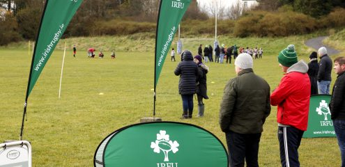 Fun and Respect highlighted with Silent Sidelines Blitz in Claremorris