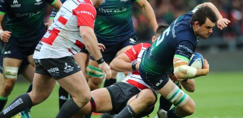 Strong Gloucester second half secures bonus point win over Connacht